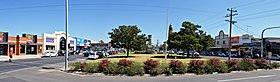 Bairnsdale town center pano.jpg