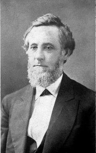 William R. Baker - William Robinson Baker, Mayor of Houston
