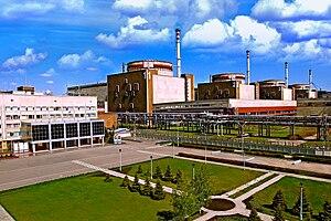 Balakovo - Balakovo Nuclear Power Plant