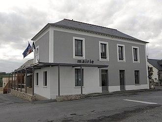 Balazé - Image: Balazé (35) Mairie