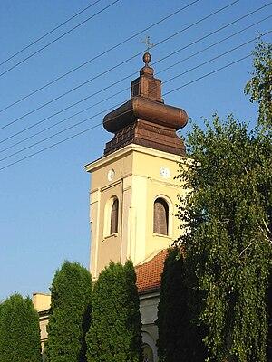 Banatska Subotica - The Orthodox church.