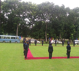 Bangladesh Air Force Academy - Image: Bangladesh air force graduation ceremony