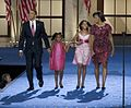 Barack Obama and family at 2008 DNC (cropped1).jpg