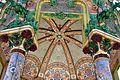 Barcelona (Kennedy square). La Rotonda. 1906. Adolf Ruiz, architect. Lluís Bru, mosaicist (30552908142).jpg