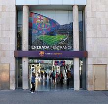 巴塞罗那足球俱乐部博物馆