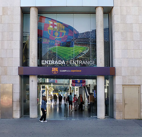 Thumbnail from FC Barcelona Museum