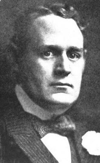 Barclay Harding Warburton I - Image: Barclay H. Warburton
