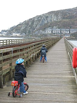 Barmouth Bridge. - geograph.org.uk - 349359