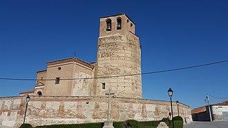 Barromán - Image: Barromán Iglesia de la Asunción