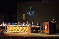 Basab Chaudhuri Addressing - Inaugural Function - Bengali Wikipedia 10th Anniversary Celebration - Jadavpur University - Kolkata 2015-01-09 2637.JPG