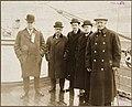 Baseball men embark on Baseball World Tour 1913.jpg