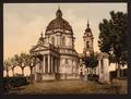 Basilica Soperga -i.e., Superga-, Turin, Italy-LCCN2001700979.tif