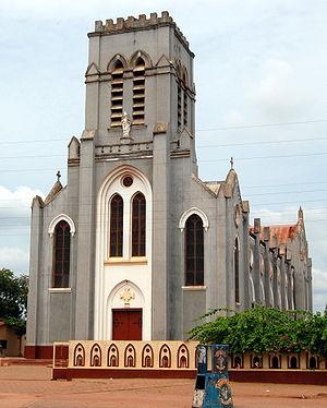 Ouidah - Basilica of Ouidah