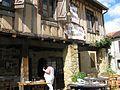 Bassoues - restaurant.JPG