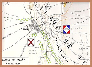 Battle of Ocaña battle