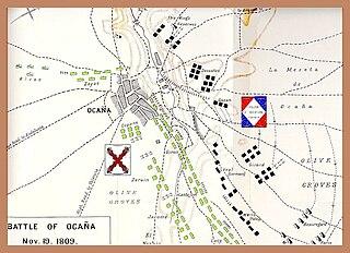 Battle of Ocaña battle