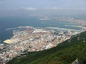 Bay of Gibraltar from The Rock 11.JPG