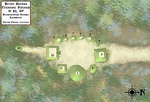 Coles Creek culture - Bayou Grande Cheniere Mounds