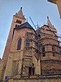 Bazilika Svatého Jiří, Pražský Hrad, Hradčany, Praha, Hlavní Město Praha, Česká Republika (48791895841).jpg