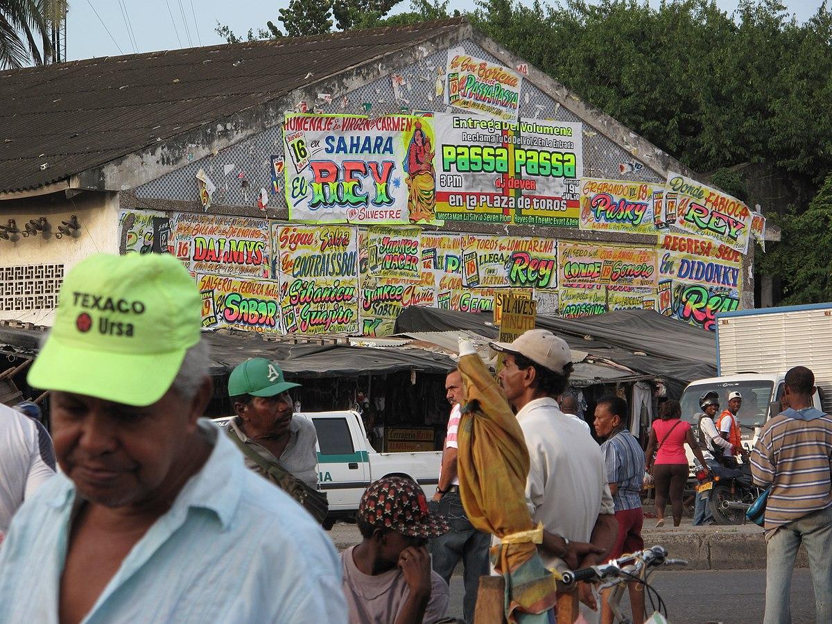 Historia de la colombiana - 2 part 8