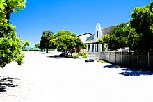 Beach House in Dwarskersbos, South Africa.jpg