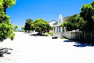 Dwarskersbos - Beach House in Dwarskersbos