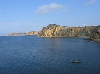 Benguela - Coastline