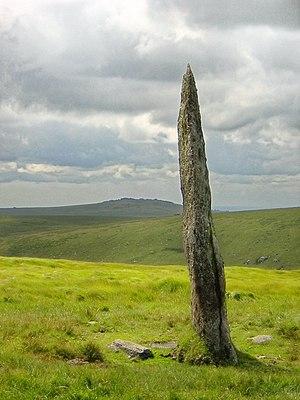 Beardown Man, Dartmoor.