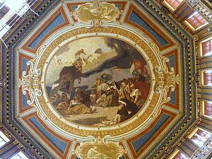 Vittorio Emanuele Bressanin - Church of Madonna del Soccorso (La Rotonda), Rovigo