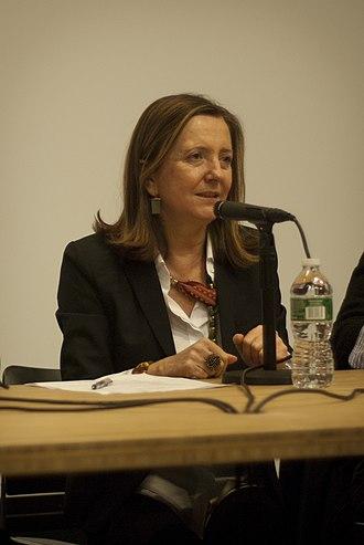 Beatriz Colomina - Beatriz Colomina at GSAPP