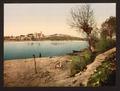 Beaucaire Castle, Tarascon, Pyrenees, France-LCCN2001698678.tif