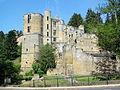 Beaufort Die Ruine des alten Schlosses.jpg