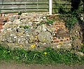 Beechwood Farm - a wall with a difference - geograph.org.uk - 1257840.jpg