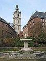 Beffroi et square Saint-Germain - Mons -070217 - fr.jpg