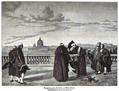 Begegnung zweier Kardinäle auf Monte Pincio.png