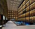 Beinecke Rare Book & Manuscript Library Interior (34254026911).jpg