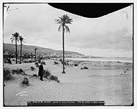 Beirut, etc. Haifa and Mount Carmel LOC matpc.07135.jpg