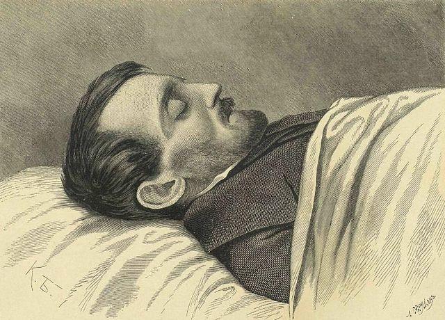 В.Г.Белинский 26 мая (7 июня) 1848 года