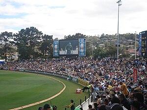 Bellerive Oval - Hill, Australia v South Africa, 2009