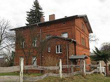 bahnhof bad belzig wikipedia. Black Bedroom Furniture Sets. Home Design Ideas