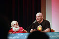 Ben Radford and James Randi at The Amazing Meeting 2012.jpg