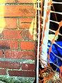 Benchmark on ^132 Gold Croft - geograph.org.uk - 2287244.jpg