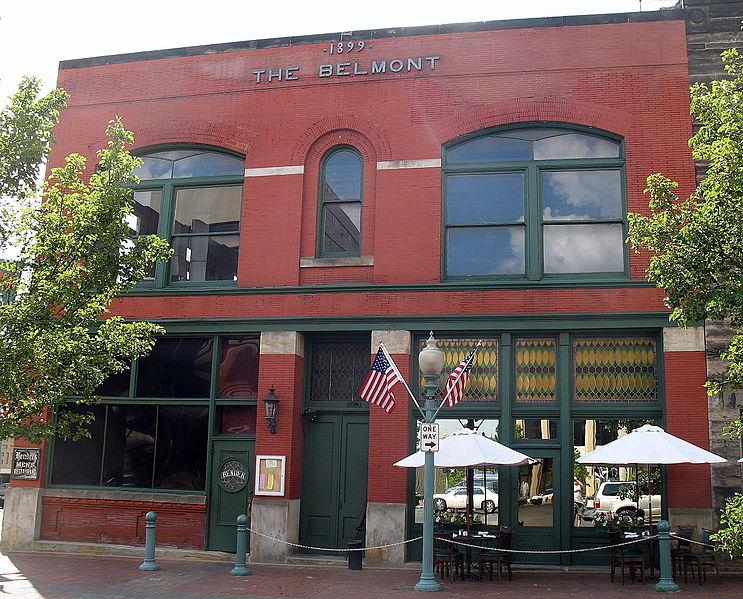 File:Bender's Restaurant-Belmont Buffet, 137 Court Ave., SW, Canton, OH 7-23-2010 12-47-09 PM.JPG