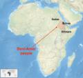 Beni Amer Beja people Africa.png