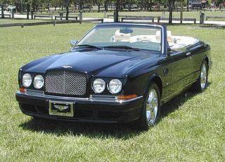 Bentley Azure car model
