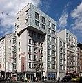 Berlin, Kreuzberg, Friedrichstrasse 43-44, Haus am Checkpoint Charlie (cropped).jpg