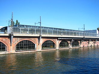 Berlin Stadtbahn - Station Jannowitzbrücke