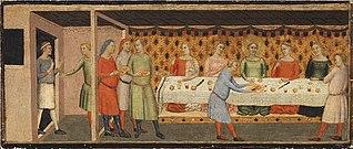 Das Hochzeitsmahl der hl. Caecilia