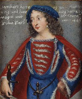 Bernard I, Duke of Brunswick-Lüneburg