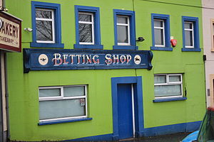 Betting Shop, Upper Square, Castlewellan, Coun...